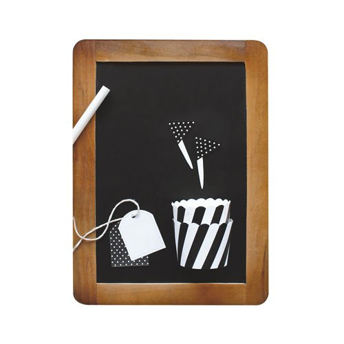 Paper Eskimo Classroom Kit for Parties, Black Tie