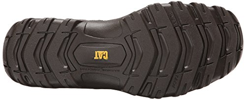 Caterpillar Hombres Emerge Oxford Seal Brown
