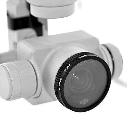 GREEN.L Phantom3 Professional/Phantom3 Advanced/Phantom4 Star 4 Line+Star 6 Line+Star 8 Line Waterproof Multi-Coated Filter For DJI