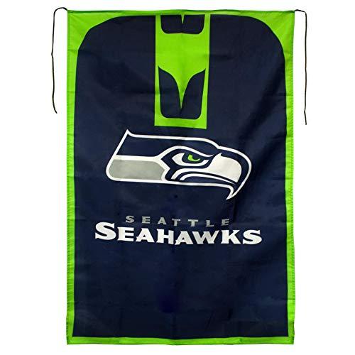 NFL Seattle Seahawks Team Fan Flag