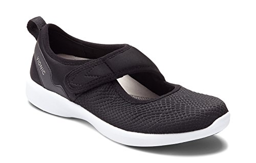 - Vionic Women's Sky Sonnet Mary-Jane Black 9.5 W US
