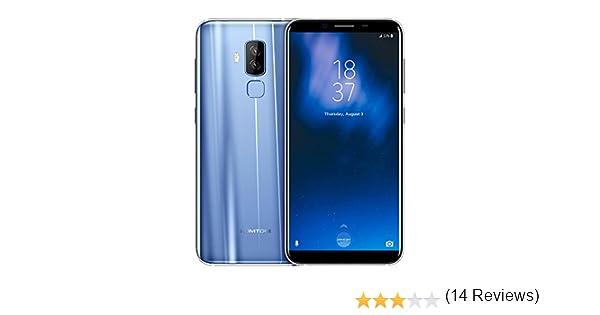 HOMTOM S8 Unlocked 4G Smartphone: Amazon.es: Electrónica