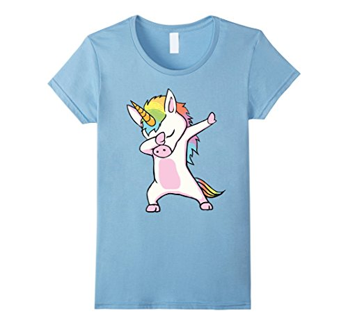 Unicorn dabbing T Shirt Funny Shirt product image