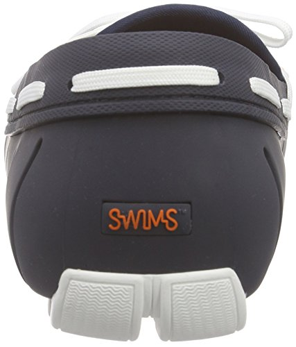 Zwemt Heren Instappers Marine / Wit