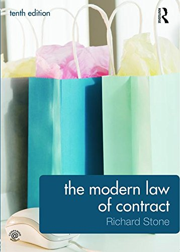 Contract Law Bundle: The Modern Law of Contract