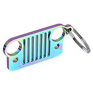 kobwa grill keychain for jeep and integrated bottle opener the ultimate gift accessories for. Black Bedroom Furniture Sets. Home Design Ideas