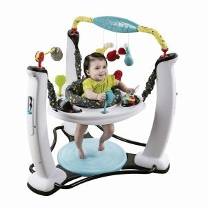 Evenflo Exersaucer Jump & Learn Stationary Jumper, Jam Session 1 Ea