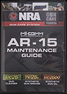 Mil-Comm AR-15 Maintenance Guide