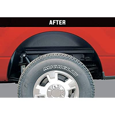 Rugged Liner Wheel Well Liners | WWC19 | fits 2020 Chevy Silverado 1500, New Body Style: Automotive
