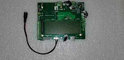 Shaka Intekanational LLC Full Breakout Board for Atomic Pi with 2.5mm Barrel Pigtail