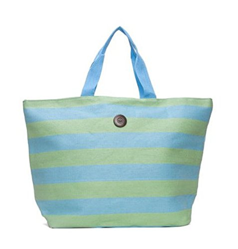 cappelli-straworld-extra-large-toyo-striped-beach-town-tote-bag-green-turquoise