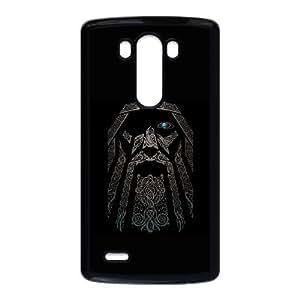 ODIN LG G3 Cell Phone Case Black HX4431331