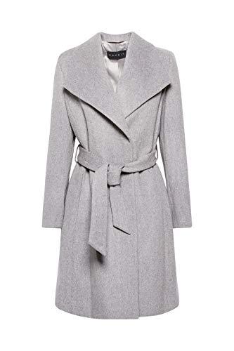 Mujer Gris Abrigo Esprit 5 light Collection Para Grey 044 xSw7qpPw