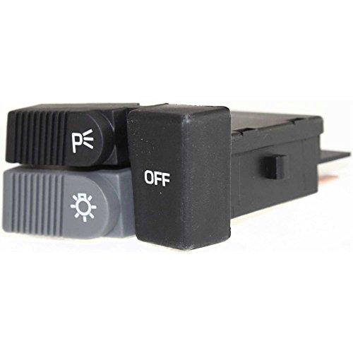 91 chevy headlight switch - 9