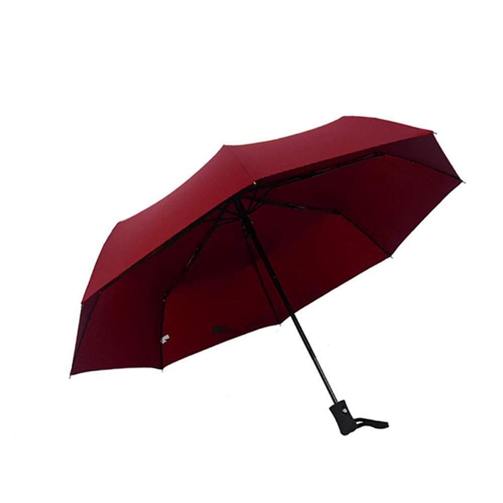 lecimo Umbrella Folding Business Umbrella for Men and Women,04#