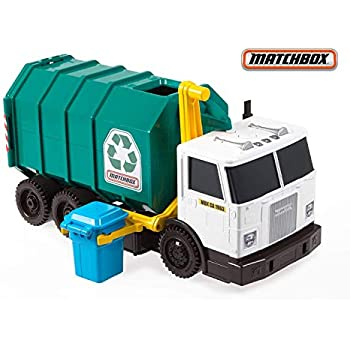 Diecast & Toy Vehicles SHORT REFUSE LORRY GARBAGE TRASH LARGE 59 CM LONG CAR BIG TOY NEW SUPER TRUCK Toys & Hobbies