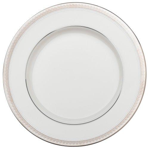 Mikasa Palatial Platinum Salad Plate