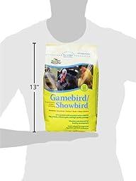 Manna Pro 0046203236 Gamebird Snowbird Crumbles, 5 lb