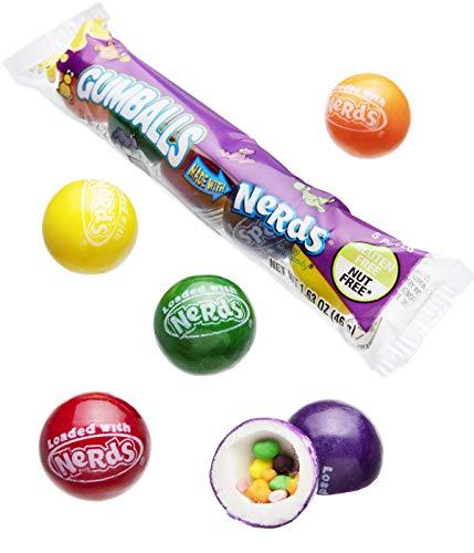 Wonka Nerds Filled Gumballs (5 pcs)