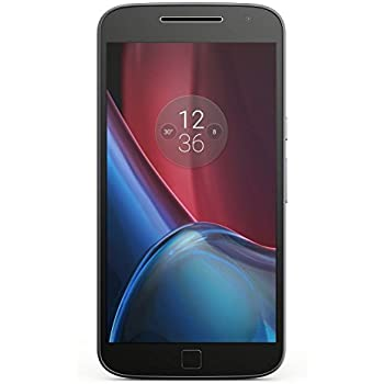 5216e78bf Motorola XT1641 Moto G4 Plus 32GB GSM Only Factory Unlocked (International  Model) - Black