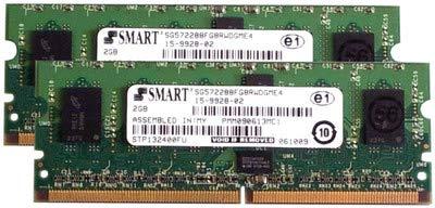 Cisco Approved MEM-RSP720-4G - 4gb DRAM Kit for Cisco 7600 Series RSP720