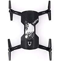 Qiyun RC Quadcopter Utoghter 69507 RC Quadcopter Wifi Real-time Transmission Barometric Fixed Altitude Unmanned Aerial Vehiclestyle:black