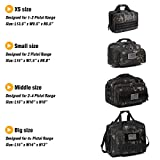 DBTAC Gun Range Bag XS | Tactical 1~2 Pistol Bag