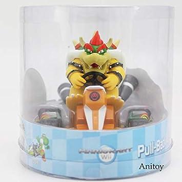Yvonnezhang Super Mario Bros Wii Mario Kart Figura Luiji Melocotón ...