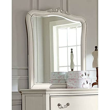 Amazon.com: NE Kids Kensington Dresser Mirror in Antique White: Home ...