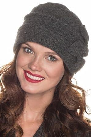 Roco Clothing Ladies Grey Hat 59a2715e047