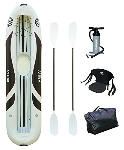 Amazon.com: Aqua Marina Vista 2-person See-through Kayak ...