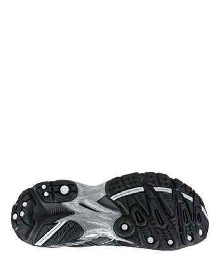 De Pour Q150n Femme Chaussures 9093 Asics Nordique Marche Noir qq4FYz