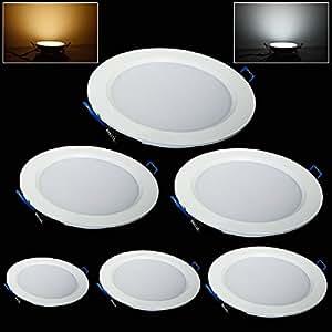 Gled Warm White Fashion 9w Led Ceiling Light Panel Light