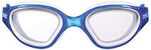 arena Envision Gafas de natación, Unisex Adulto, Clear/Blue, Talla Única