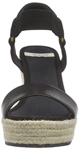 Gant Stella - Sandalias Mujer Negro - Schwarz (black G00)