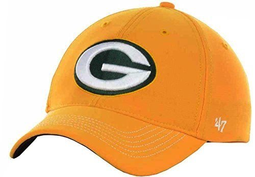 NFL Green Bay Packers '47 Brand Game Time Closer Stretch Fit