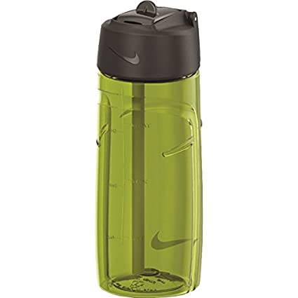 013772aed8 Buy Nike AC2338S4-710 T1 Flow Sipper Water Bottle, 16oz (Volt/Black) Online  at Low Prices in India - Amazon.in