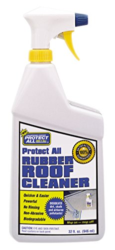 Protect All 67032C Rubber Roof Cleaner - 32 oz. (Camper Roof Cleaner compare prices)
