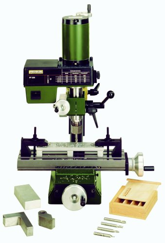 Proxxon 34108 Ff 230 Homemade Vertical Milling Machine