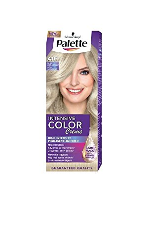 Palette Intensive Color Creme A10 Ash Blonde Permanent Hair (Hair Color Palette)
