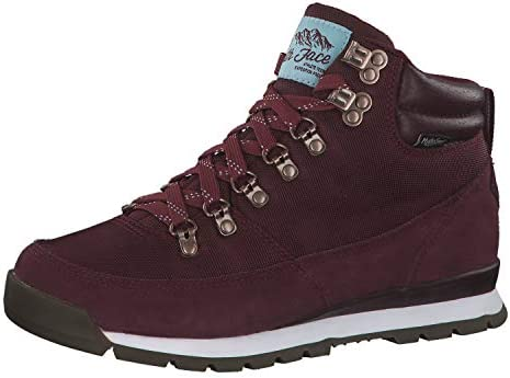 The North Face Womens Back to Berkeley Redux Waterproof Walking Boots