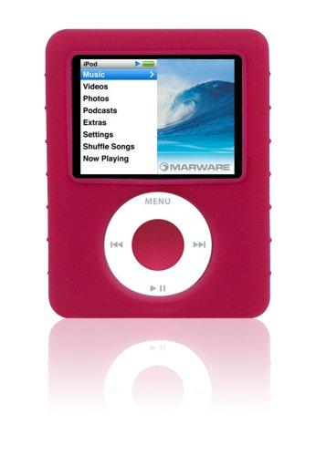 Marware SportGrip Case for iPod nano 3G - Nano Case Marware