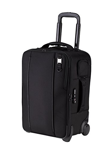 Tenba Roadie Hybrid Roller 21 US Domestic Carry-On Camera Bag with Wheels (638-713)