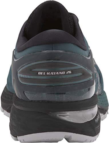ASICS Men's Gel-Kayano 25 Running Shoe, Iron Clad/Black, 7 D(M) US by ASICS (Image #6)