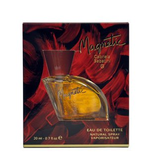 Used, Magnetic by Gabriela Sabatini for Women. 0.7 Oz Eau for sale  Delivered anywhere in USA