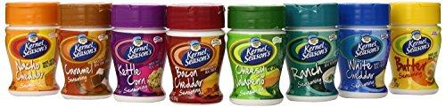 Kernel Season's Seasoning Variety Sampler (Pack of 8)