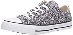 Women's Chunky Glitter Low Top Sneaker