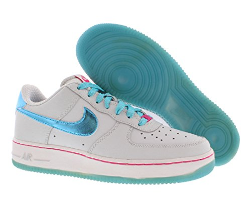 Nike Air Force 1 GS Gun Metal Trainers Youth Size 4 UK