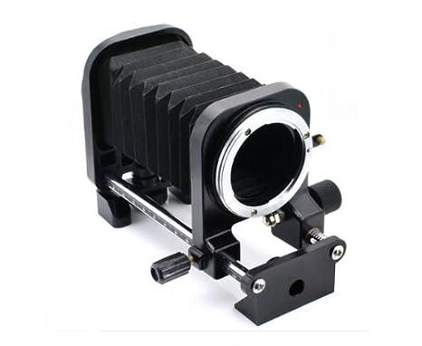 Nicna Macro lente de fuelles para Nikon D70 D40 D700 D300 D200 ...