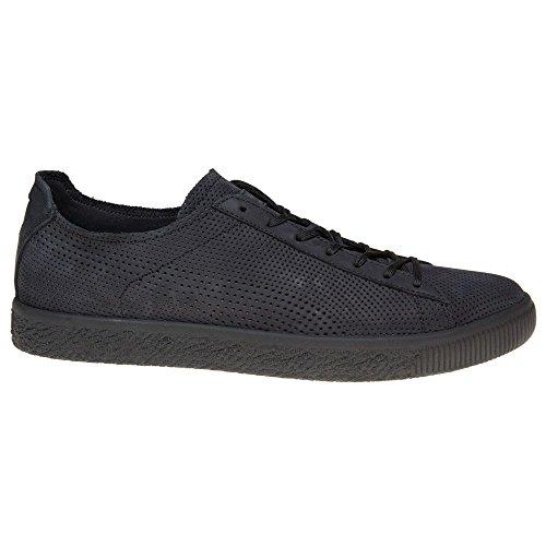 Puma X Stampd Clyde Homme Baskets Mode Noir Noir oljlS